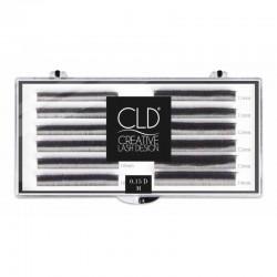 CLD Blakstienos D (T:0,15mm/L: 11mm)