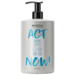 INDOLA Act Now! MOISTURE drėkinantis šampūnas...