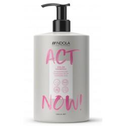 INDOLA ActNow! COLOR šampūnas dažytiems...