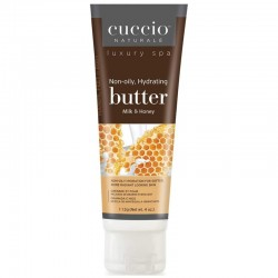 Cuccio Naturale butter milk honey kremas 113g.
