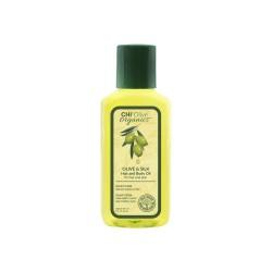 CHI OLIVE ORGANIC aliejus plaukams ir kūnui 59 ml.