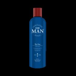 CHI MAN plaukų šampūnas, kondicionierius ir...