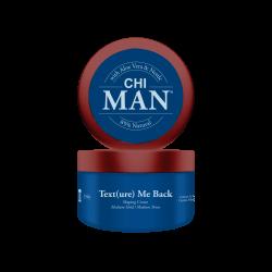 """CHI MAN formavimo kremas plaukams """"Texture Me..."""