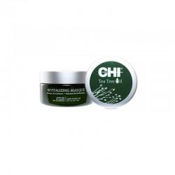 CHI TEA TREE OIL arbatmedžio plaukų kaukė 237 ml.