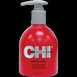 CHI INFRA stiprios fiksacijos želė plaukams 251...
