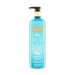 CHI ALOE VERA išryškinantis garbanas šampūnas...