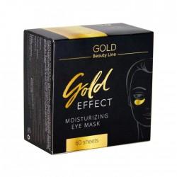Gold Beauty Line drėkinanti paakių kaukė GOLD...