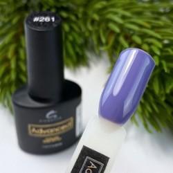 Elegance gelinis lakas 7,3 ml. 239 Ash Violet