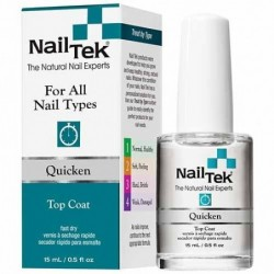 Nail Tek Quicken lako džioviklis 15ml.