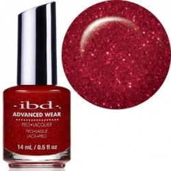 IBD Advanced Wear Cosmic Red hibridinis nagų...