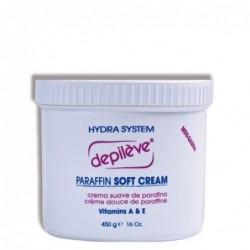 Depileve soft cream parafinas šaltas 450gr.