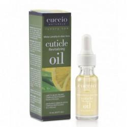 Cuccio odelių aliejus White Limetta Cuticle oil...