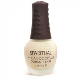 SPAritual Stipriklis vegan cc creme medium 15 ml.
