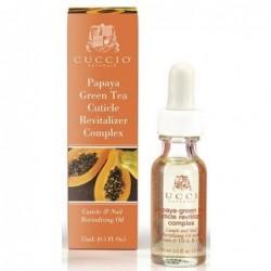 Cuccio odelių aliejus Papaya Green Tea Cuticle...