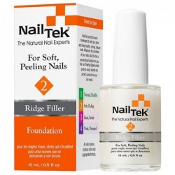Nail Tek Foundation vageles lyginantis lako...