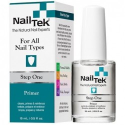 Nail Tek Step One lako pagrindas 15ml.