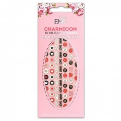 Charmicon 3D Silicone Sticke #58 Icons