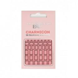 Charmicon 3D Silikoniniai lipdukai Nr. 113...