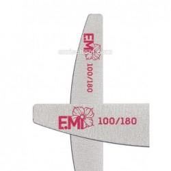 EMI dildė Zebra Oval 100/180