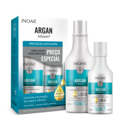 INOAR Argan Infusion Anti-dandruff Protection...