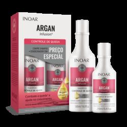 INOAR Argan Infusion Loss Control Duo Kit -...