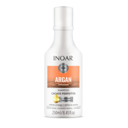 INOAR Argan Infusion Perfect Curls Shampoo -...