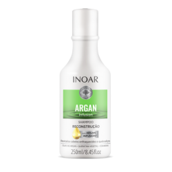 INOAR Argan Infusion Reconstruction Shampoo -...