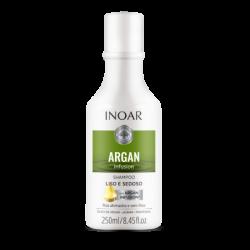 INOAR Argan Infusion Smooth and Silky Shampoo -...