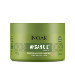 INOAR Argan Oil Mask - intensyviai drėkinanti...