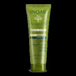 INOAR Thermoliss Shampoo - tiesinantis,...