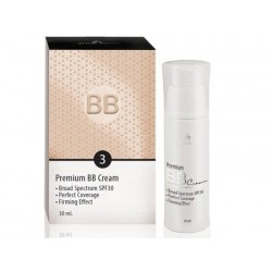 Premium B.B kremas su spalva SPF 30 nr.3 Medium...